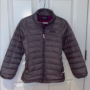 Girl's Patagonia Down Jacket